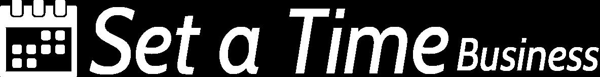 Set a Time Business logo